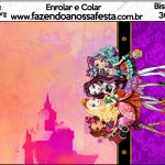 Bisnaga Brigadeiro Ever After High