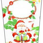 Bisnaga Flip Top Natal