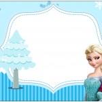 Bolinha de Sabão Frozen Azul