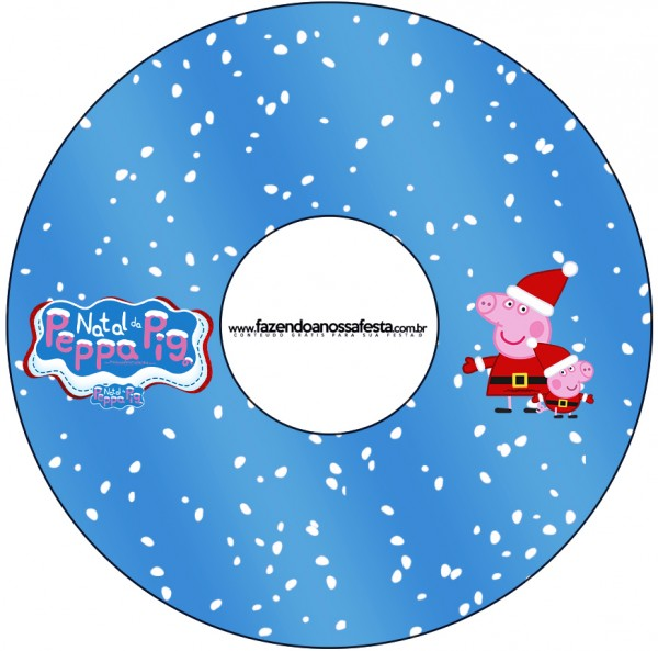 CD DVD Peppa Pig Natal