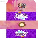 Caixa Baton Ever After High