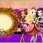 Caixa Bombom Ever After High