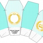 Caixa China in Box Coroa de Príncipe Verde