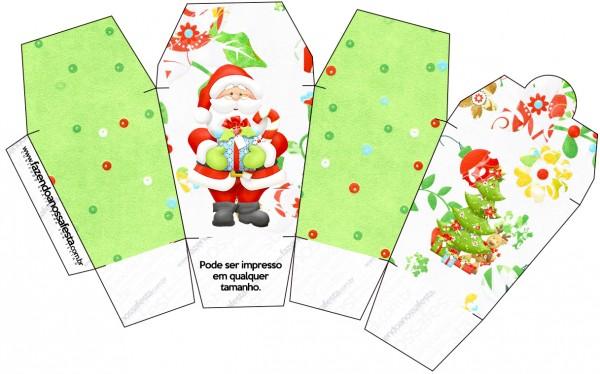 Caixa China in Box Natal