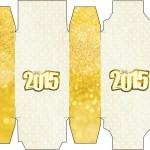 Caixa Sabonete Ano Novo 2015