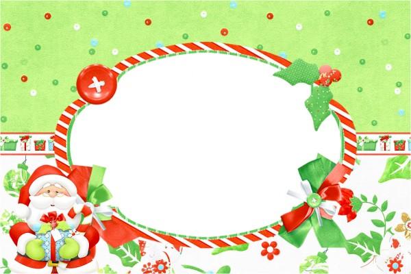 Cartão para Natal