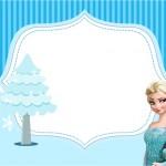 Frozen Azul – Kit Festa Infantil!