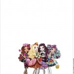 Convite Ever After High