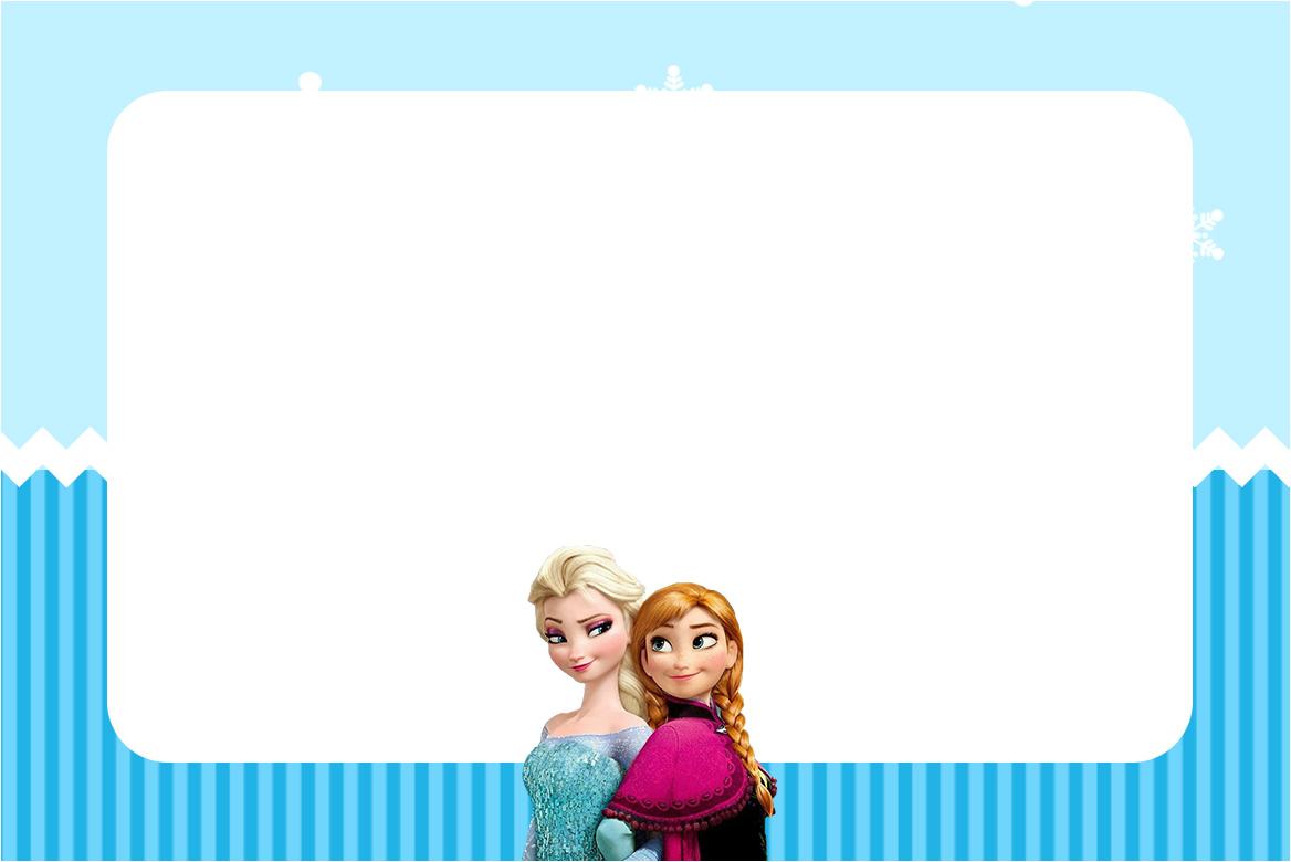 Convite Xcara Frozen Azul | Car Interior Design