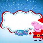 Peppa Pig Natal – Kit festa infantil!