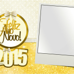 Convite com Foto Ano Novo 2015