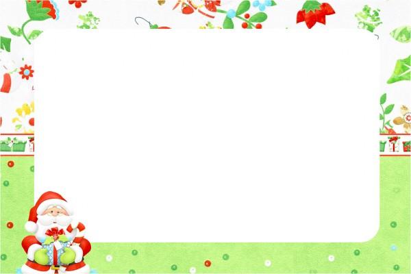 Convite e Cartão Natal