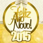 Convite,Moldura e Cartão Ano Novo 2015