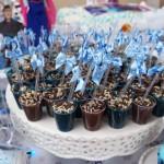 Copinho Brigadeiro Festa Infantil Frozen