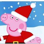 Copinho de Brigadeiro Peppa Pig Natal
