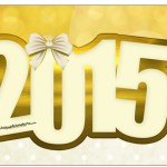 Copo de Brigadeiro Ano Novo 2015.