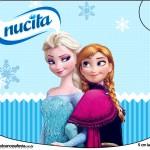 Creminho Nucita Frozen Creminho Nucita Frozen Azul