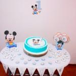 Mickey Baby – Festa da Leitora Carla!