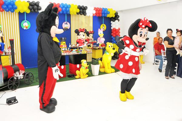 Decoração Festa Mickey Mouse