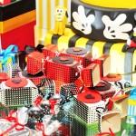 Caixa Bala Festa Mickey Mouse