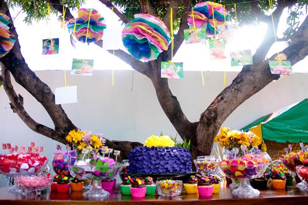 decoracao festa quintal:Decoração Elisa (12) – Fazendo a Nossa Festa