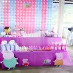 Festa Infantil Peppa Pig – Festa da Leitora Sirlene!
