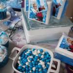Doces Festa Infantil FrozenDoces Festa Infantil Frozen