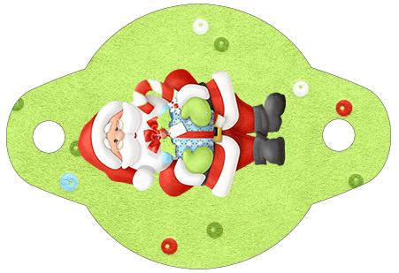 Enfeite Canudinho NatalEnfeite Canudinho Natal
