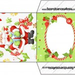 Envelope CD DVD Natal