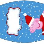 Esmalte Peppa Pig Natal