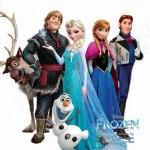 Frozen Todos juntos