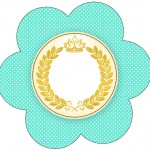 Flor Coroa de Príncipe Verde