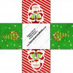 Forminhas Docinhos Natal Vermelho e Verde