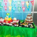 Ideias Festa Angry Birds