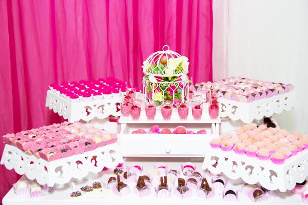 Docinhos Festa da Princesa Laura