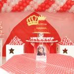 Doces Festa Tema Princesa
