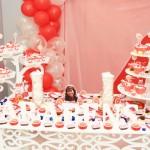 Princesa – Festa da Leitora Elaine!
