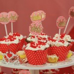 Cupcakes Festa Tema Princesa