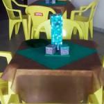 Bonecos Festa Minecraft