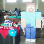Decoração Festa Minecraft