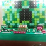 Festa Minecraft Decoração