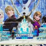 Festa infantil frozen – Festa da leitora Roseanie!