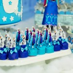 Bombom personalizado Festa Infantil Frozen