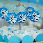 Toppers Festa Infantil Frozen