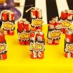 Bomba POW Lego Super-Heróis