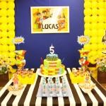 Festa Lego Super-Heróis da Leitora Deborah!