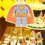 Docinhos Lego Super-Heróis