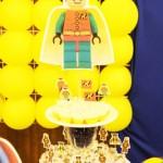 Doces Lego Super-Heróis