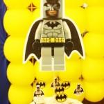 Decoração Lego-Super Heróis