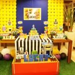 Festa Lego Super-Heróis